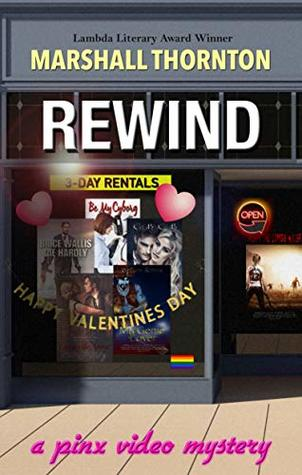Review: Rewind by Marshall Thornton