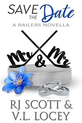 Review: Save the Date by R.J. Scott and V.L. Locey
