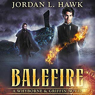 Guest Post and Giveaway: Balefire Audiobook with Julian G. Simmons
