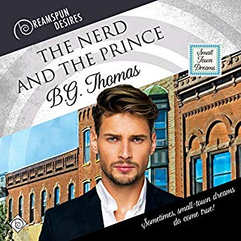 Audiobook Review: The Nerd and the Prince by B.G. Thomas