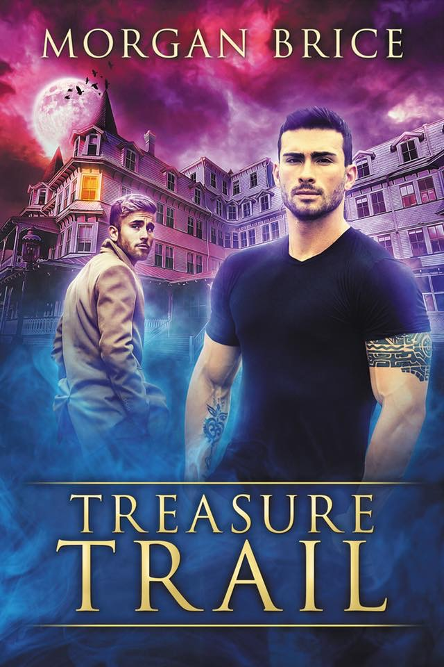 Review: Treasure Trail by Morgan Brice