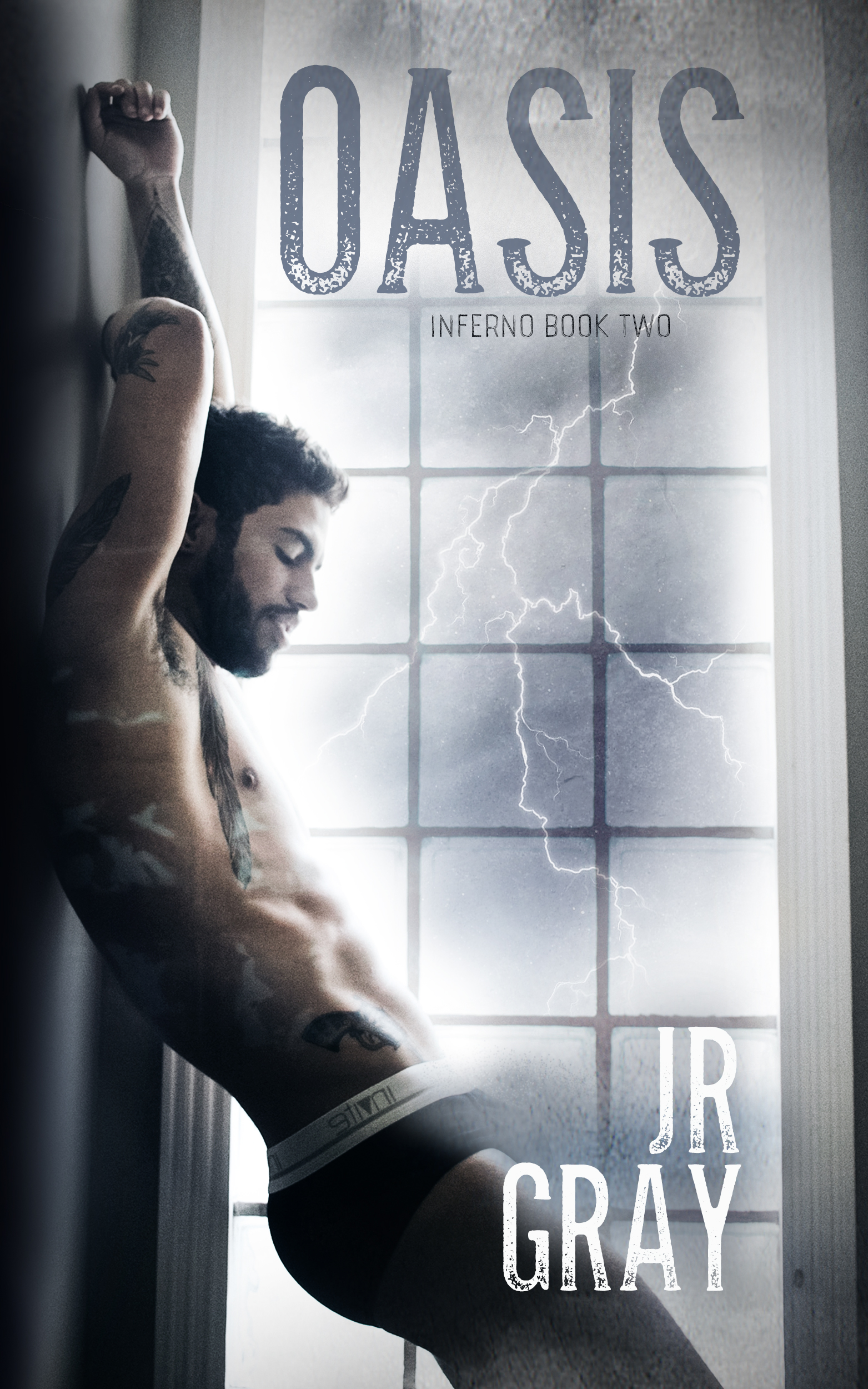 Excerpt and Giveaway: Oasis by J.R. Gray
