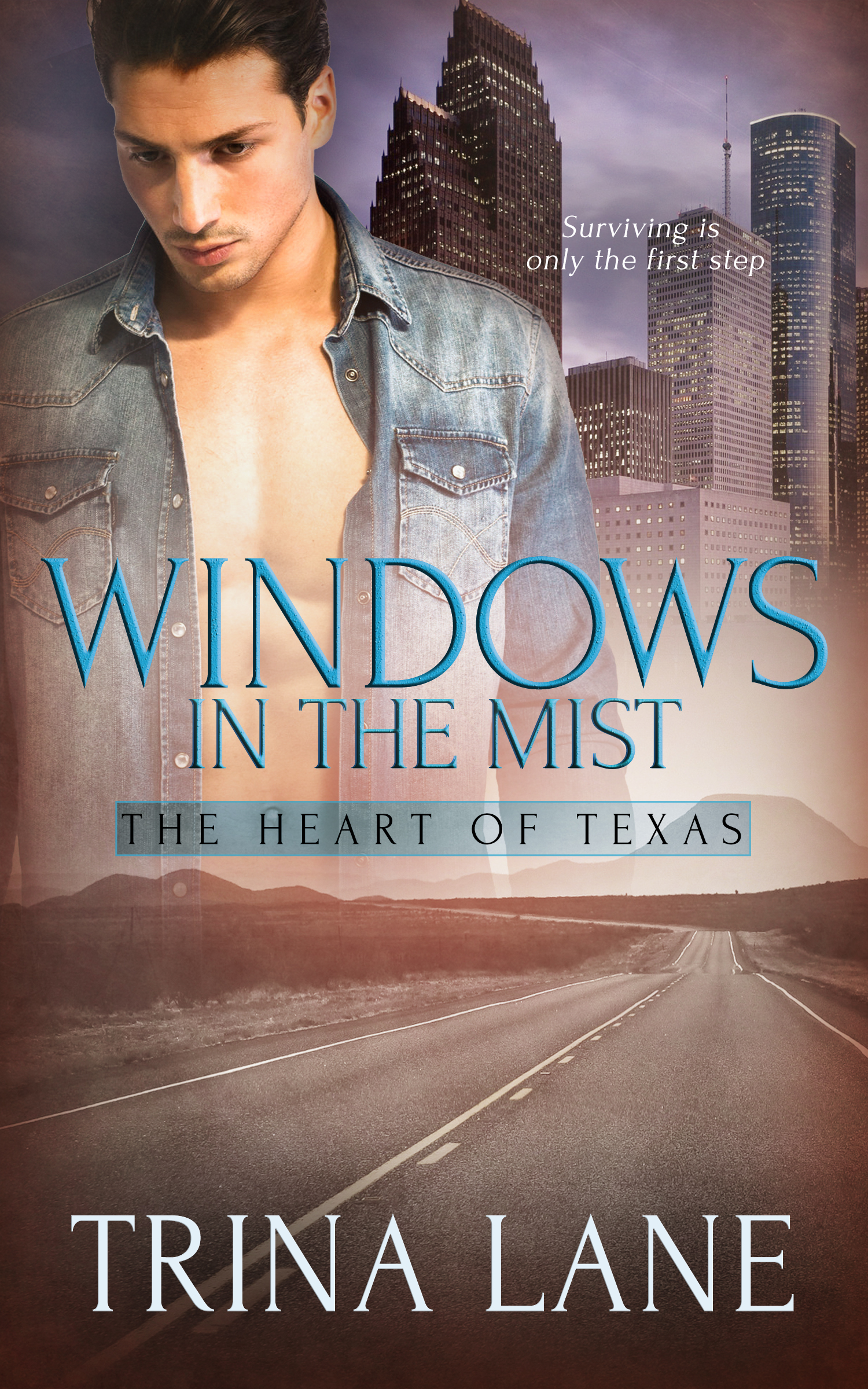 Guest Post and Giveaway: The Heart of Texas: Windows in the Mist by Trina Lane