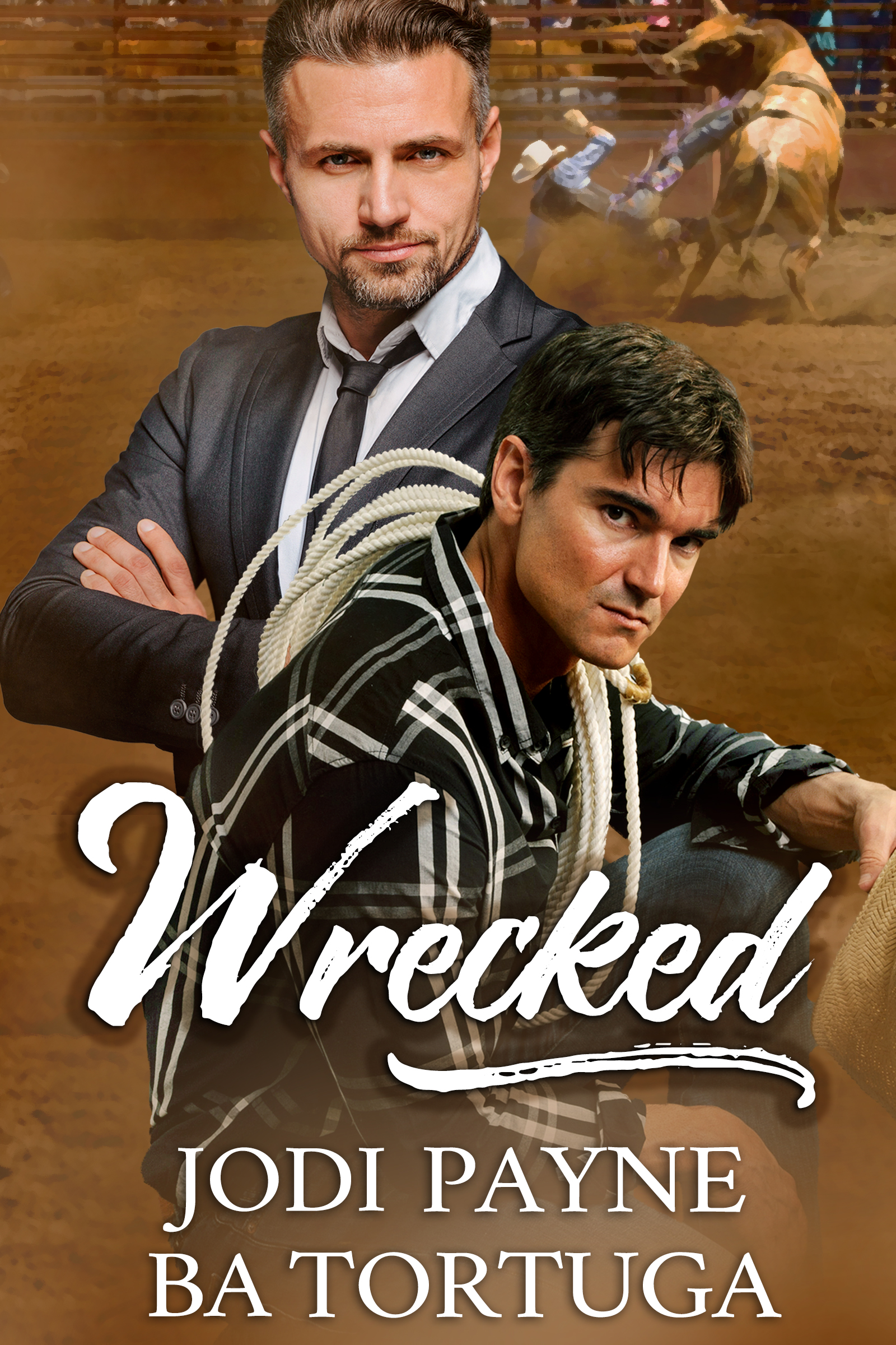 Guest Post and Giveaway: Wrecked by Jodi Payne and BA Tortuga