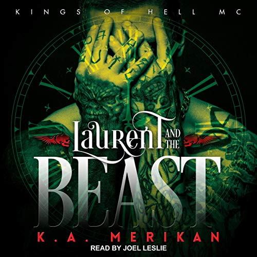 Audiobook Review: Laurent and the Beast by K.A. Merikan