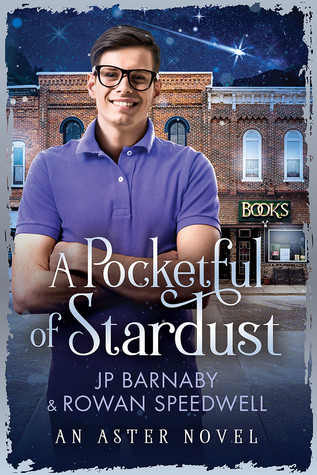 Review: A Pocketful of Stardust by J.P. Barnaby and Rowan Speedwell