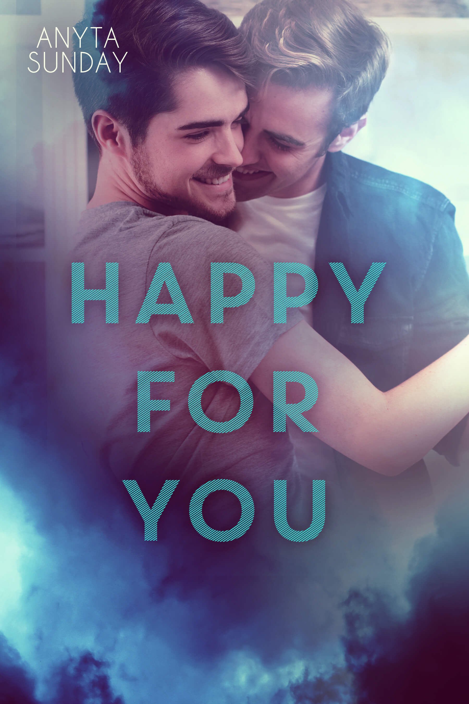 Excerpt: Happy for You by Anyta Sunday