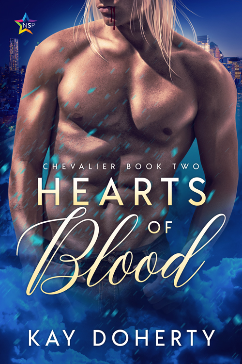 Guest Post and Giveaway: Hearts of Blood by Kay Doherty