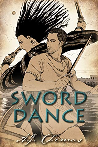 Review: Sword Dance by A.J. Demas