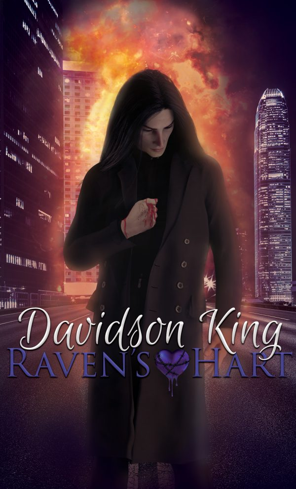 Guest Post and Giveaway: Raven's Hart by Davidson King