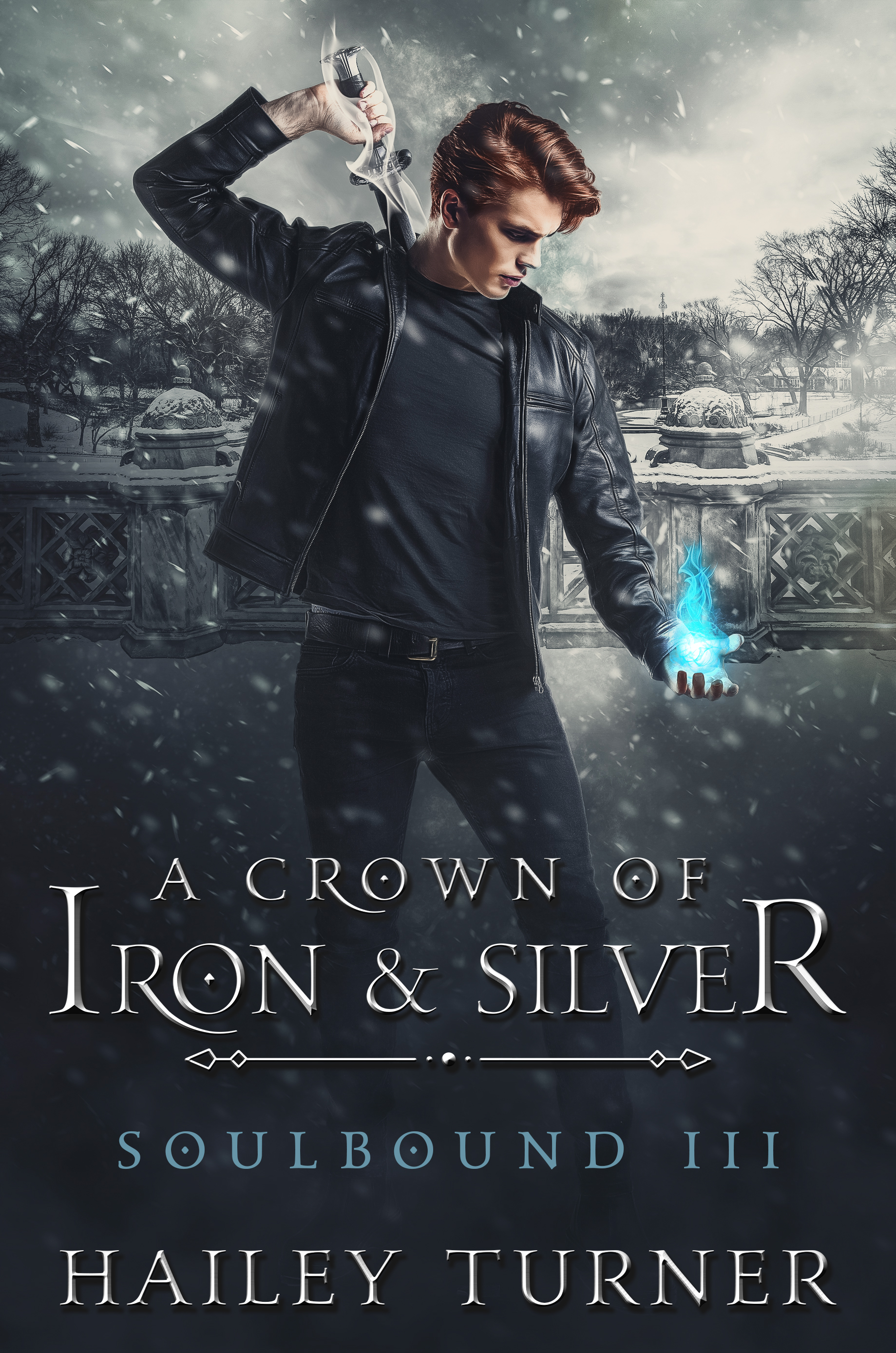 Guest Post and Giveaway: A Crown of Iron and Silver by Hailey Turner