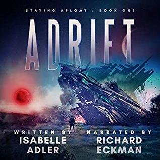 Audiobook Review: Adrift by Isabelle Adler