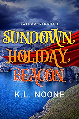 Review: Extraordinary Series by K.L. Noone