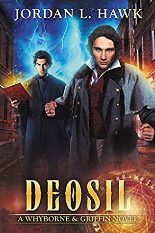 Review: Deosil by Jordan L. Hawk