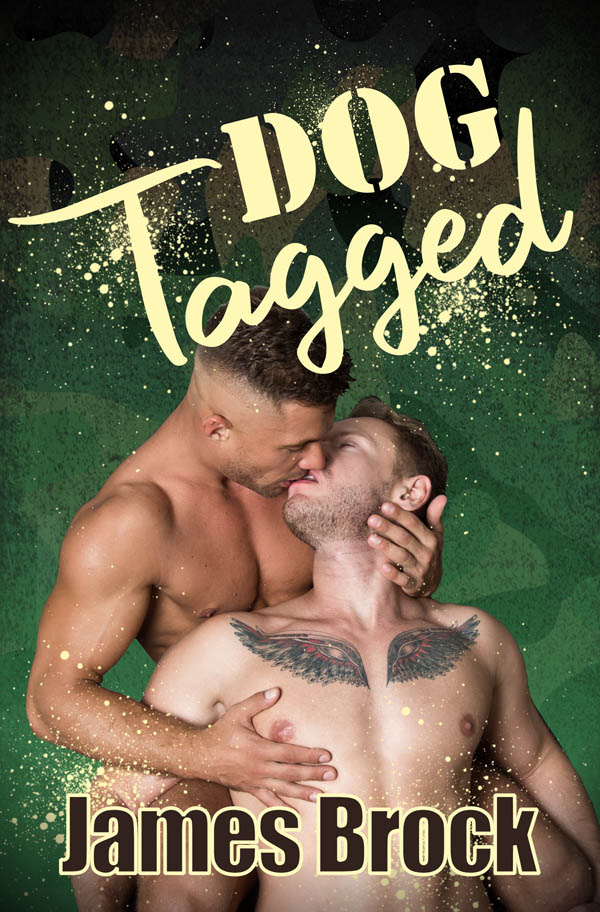 Guest Post and Giveaway: Dog Tagged by James Brock
