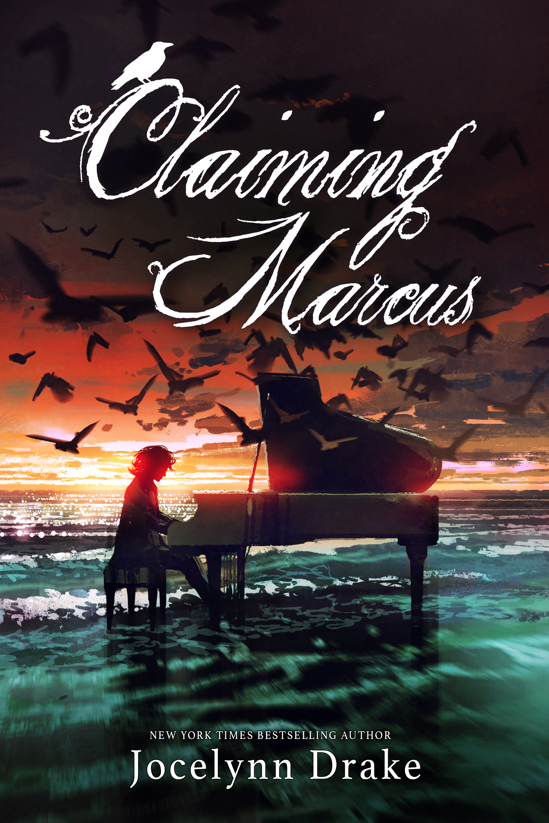 Guest Post and Giveaway: Claiming Marcus by Jocelynn Drake