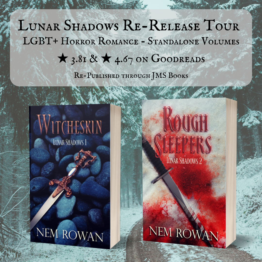 Guest Post: Lunar Shadows by Nem Rowan