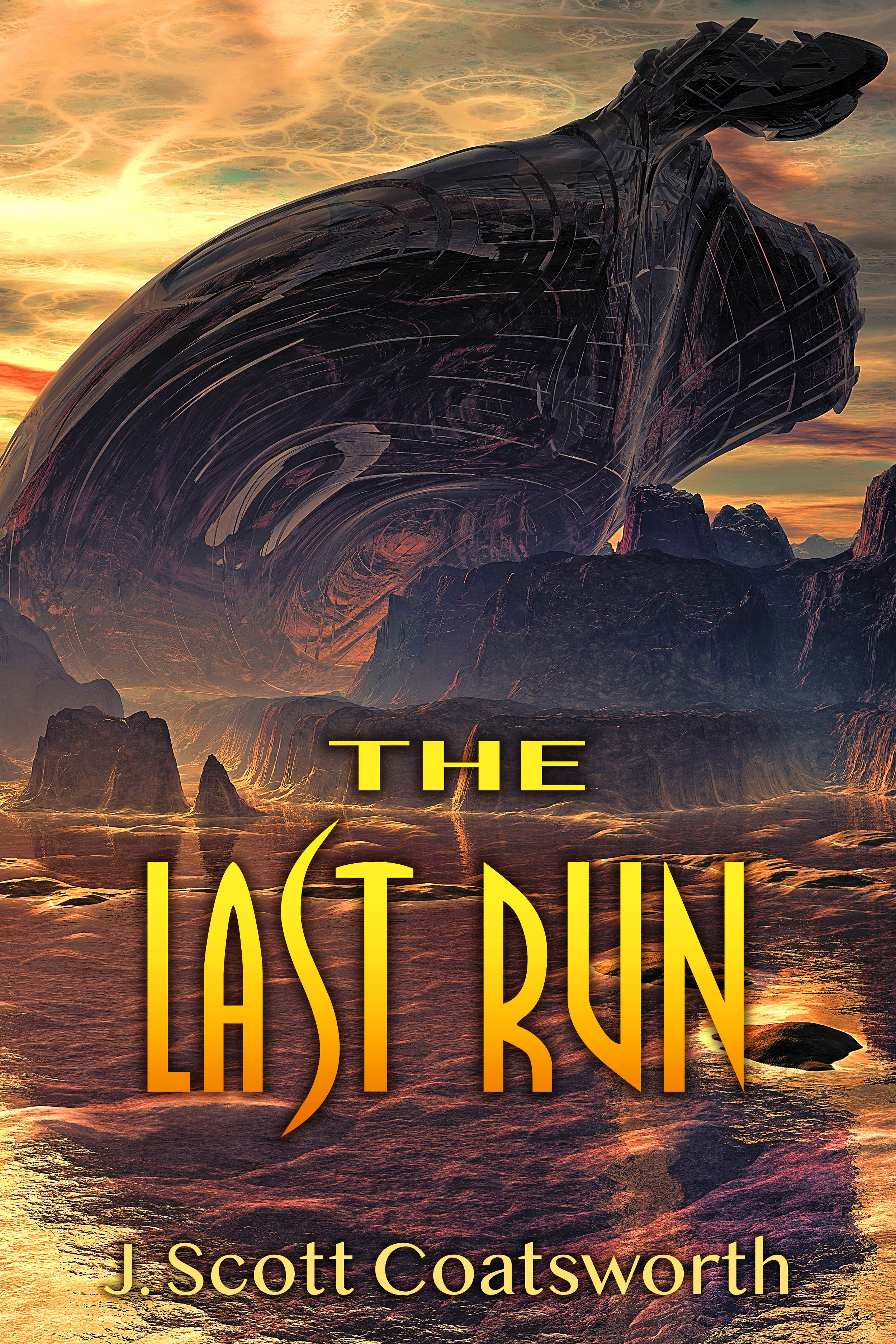 Review: The Last Run by J. Scott Coatsworth