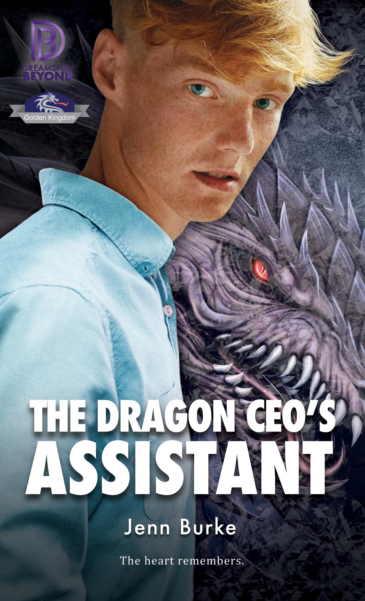 Guest Post: The Dragon CEO's Assistant by Jenn Burke