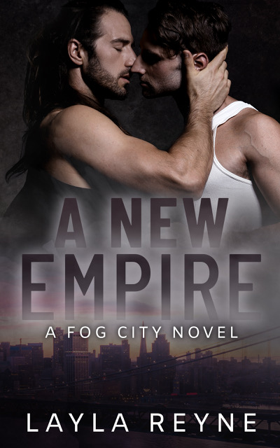Interview and Giveaway: A New Empire by Layla Reyne