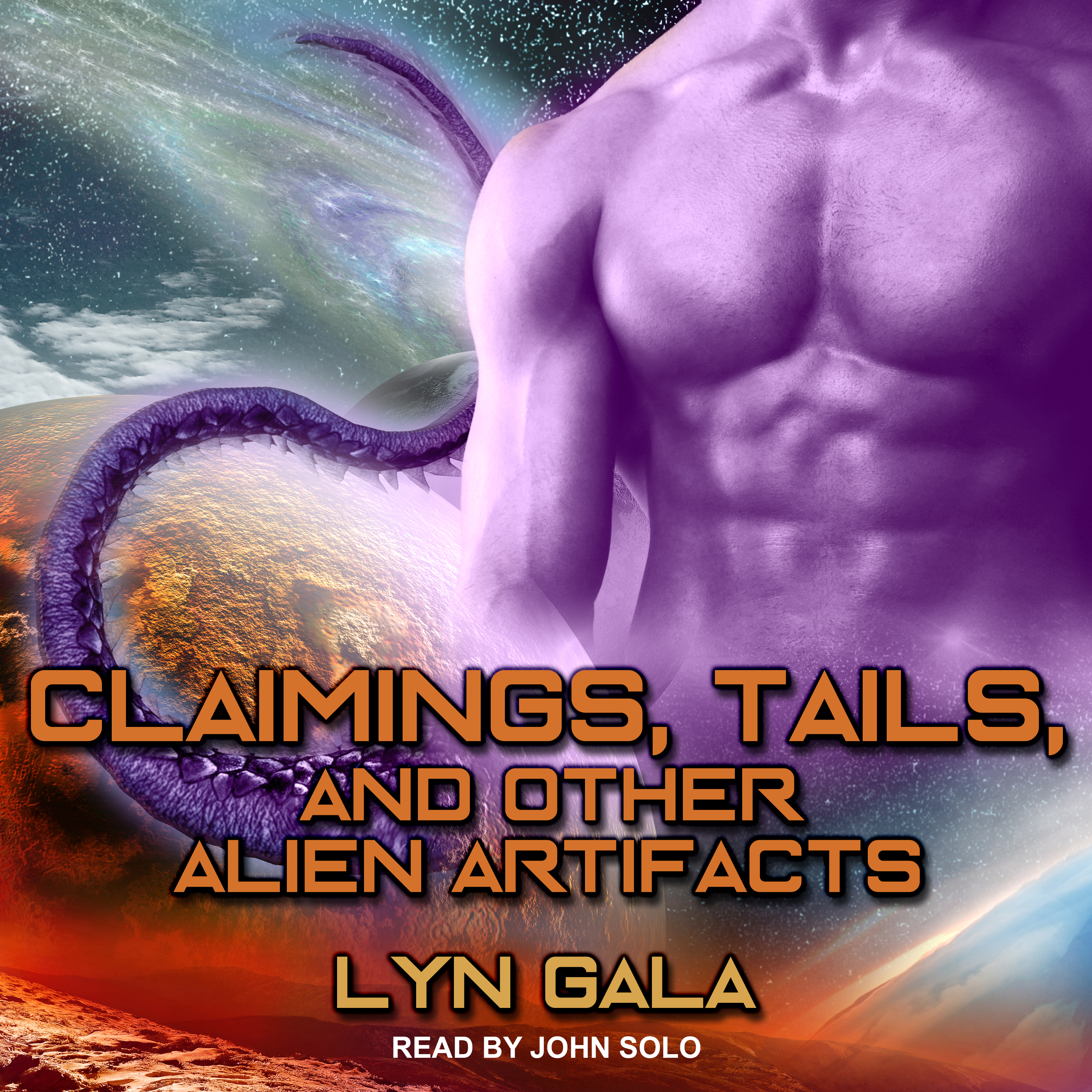 Guest Post: Claimings Universe by Lyn Gala