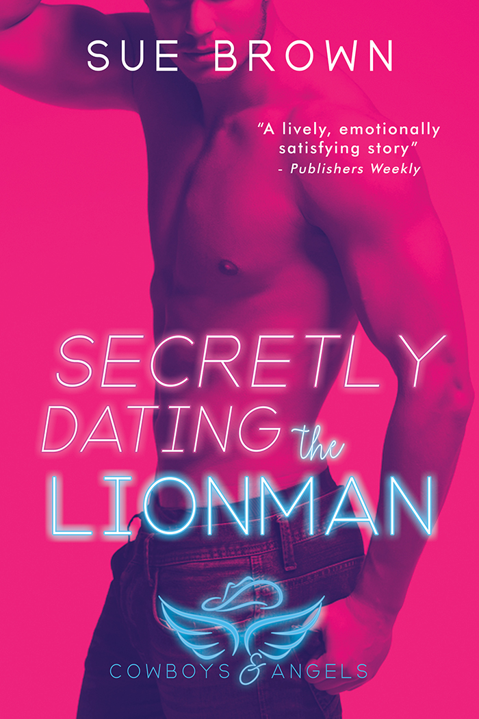 Review: Secretly Dating the Lionman by Sue Brown