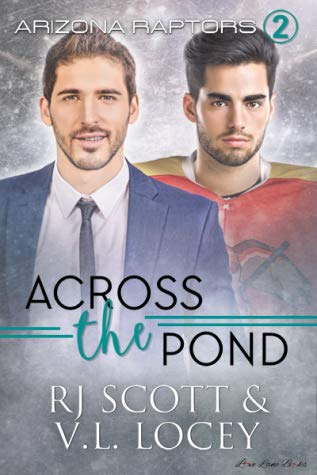 Review: Across the Pond by R.J. Scott and V.L. Locey