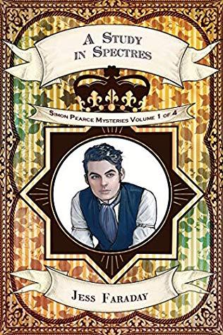 Series Spotlight: The Simon Pearce Mysteries by Jess Faraday
