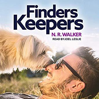 Audiobook Review: Finders Keepers by N.R. Walker