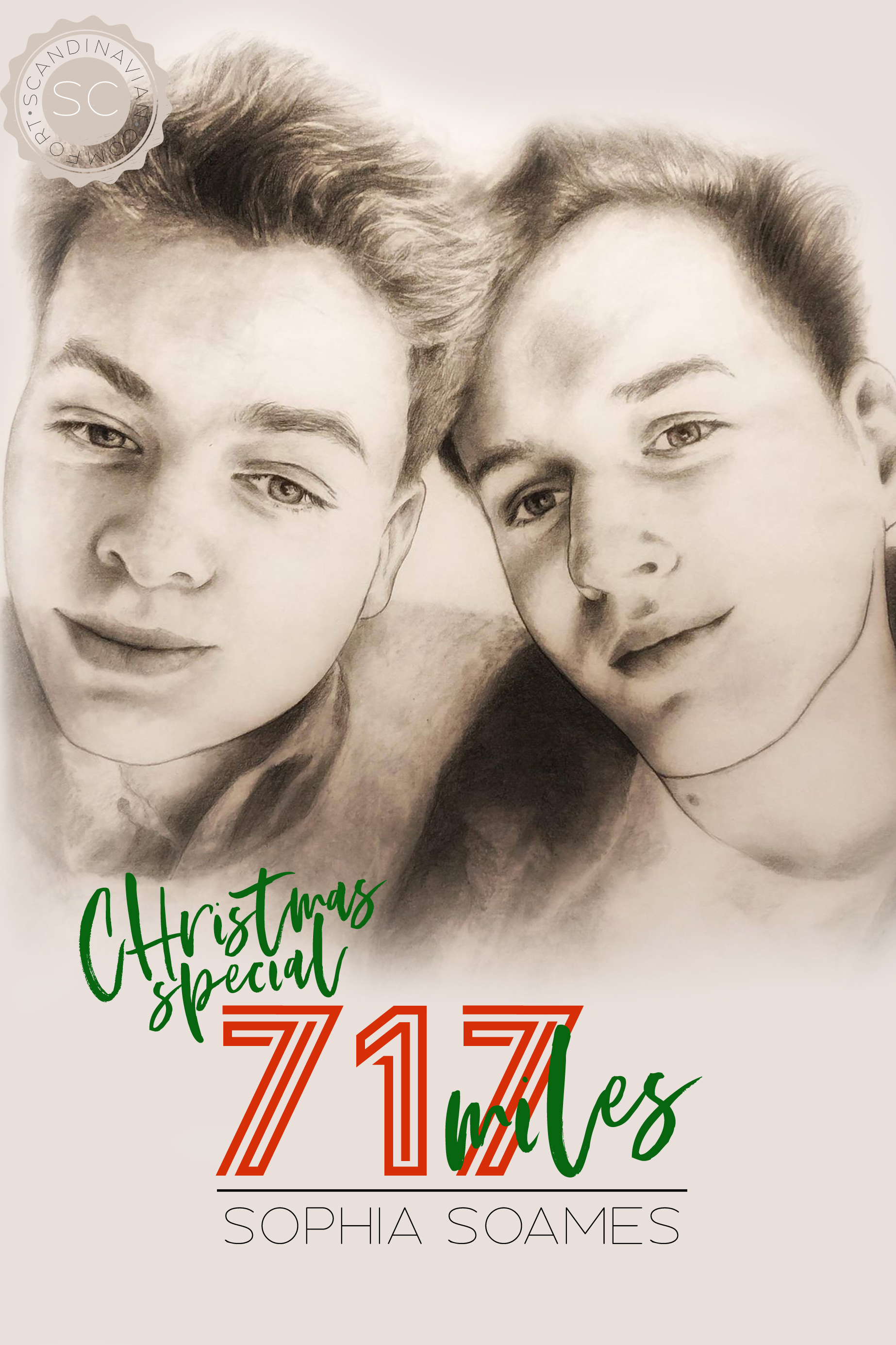 Review: 717 Miles – Christmas Special by Sophia Soames