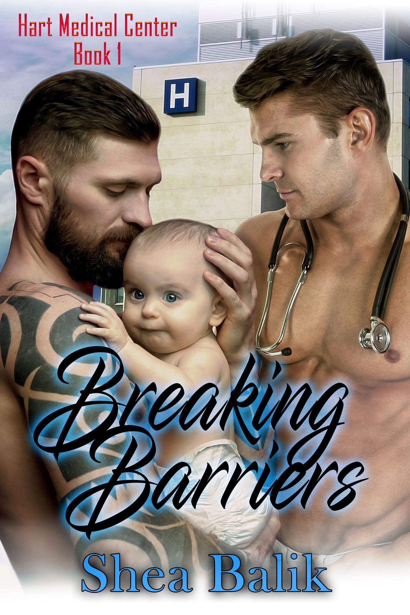 Guest Post and Giveaway: Breaking Barriers by Shea Balik