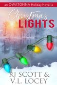 Review: Christmas Lights by R.J. Scott and V.L. Locey