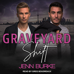 Audiobook Review: Graveyard Shift by Jenn Burke