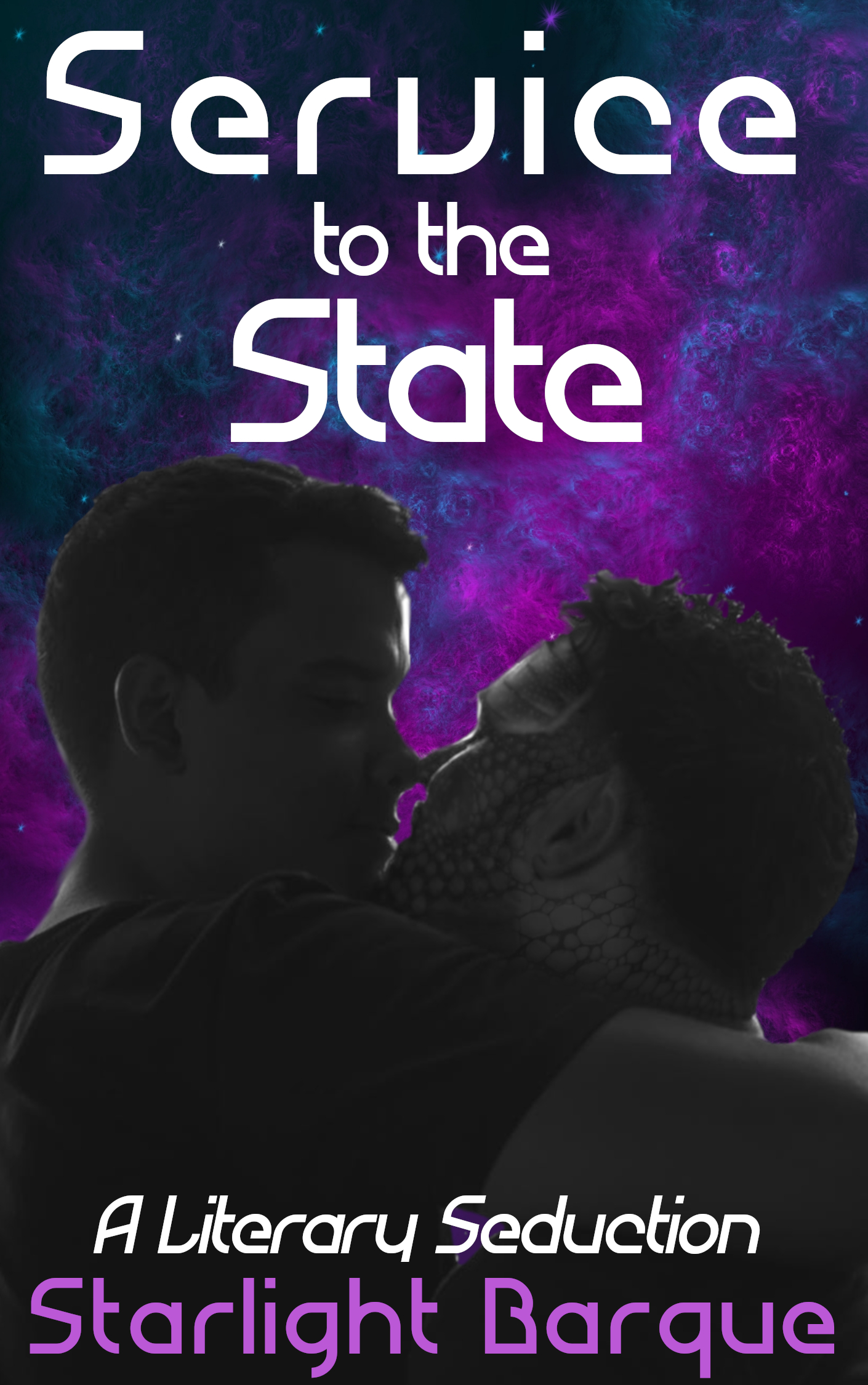 Guest Post and Giveaway: Service to the State by Starlight Barque