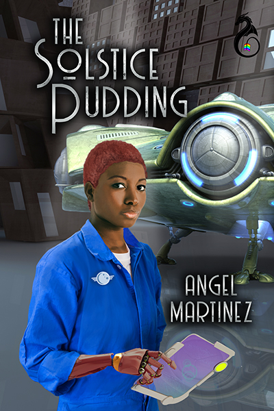 Guest Post: The Solstice Pudding by Angel Martinez
