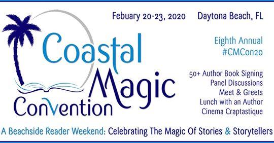 Coastal Magic Blog Tour with Bru Baker