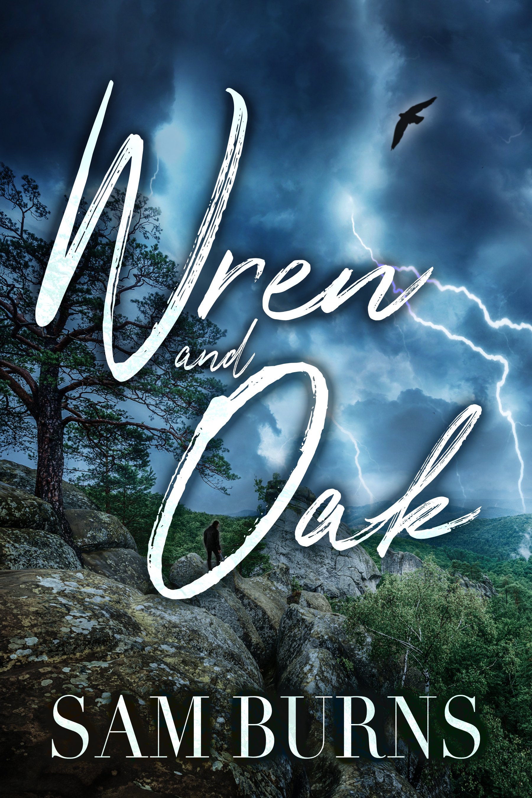 Guest Post and Giveaway: Wren and Oak by Sam Burns