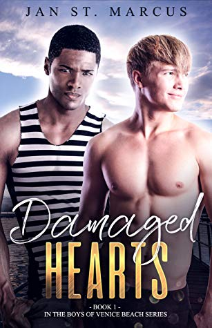 Review: Damaged Hearts by Jan St. Marcus