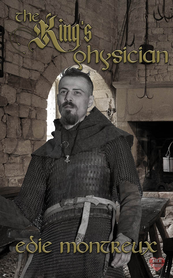 Guest Post and Giveaway: The King's Physician by Edie Montreux