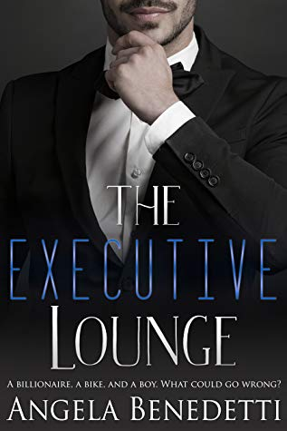 Review: The Executive Lounge by Angela Bendetti
