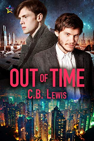 Review: Out of Time by C.B. Lewis