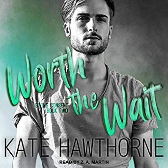 Audiobook Review: Worth the Wait by Kate Hawthorne