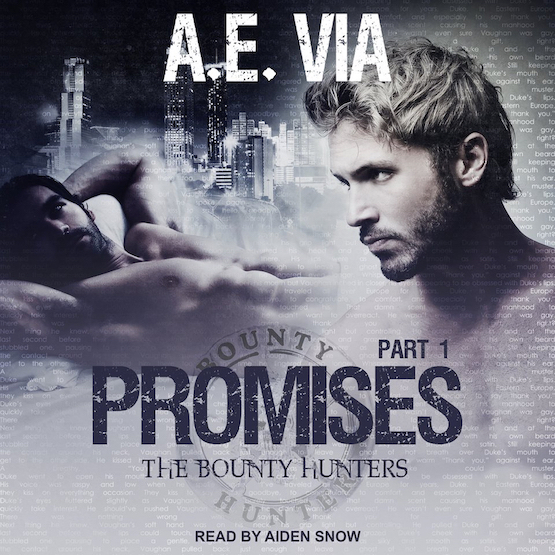 Audiobook Review: Promises: Part I by A.E. Via