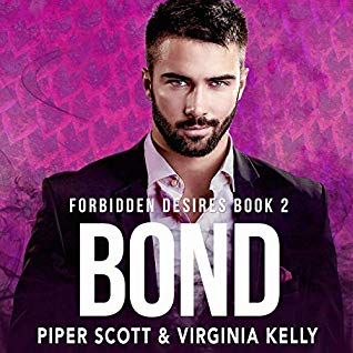 Audiobook Review: Bond by Piper Scott and Virginia Kelly