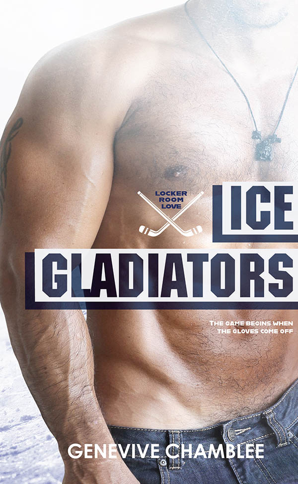 Guest Post and Giveaway: Ice Gladiators by Genevive Chamblee