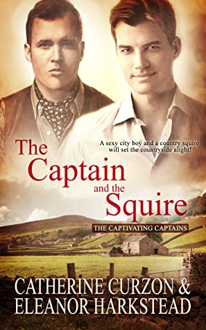 Review: The Captain and the Squire by Catherine Corzon and Eleanor Harkstead