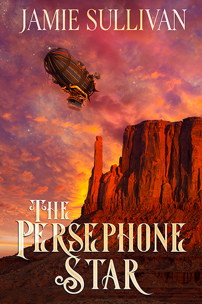 Guest Post and Giveaway: The Persephone Star by Jamie Sullivan