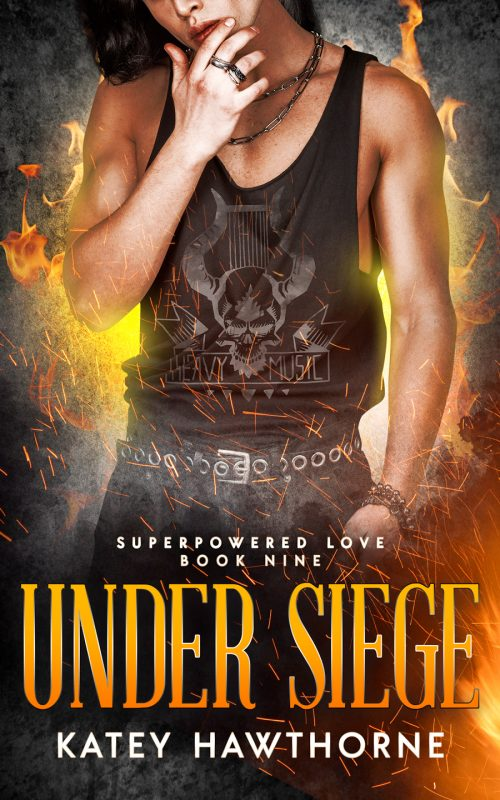 Review: Under Siege by Katey Hawthorne