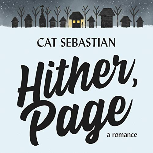 Guest Post and Giveaway: Hither, Page Audiobook by Joel Leslie
