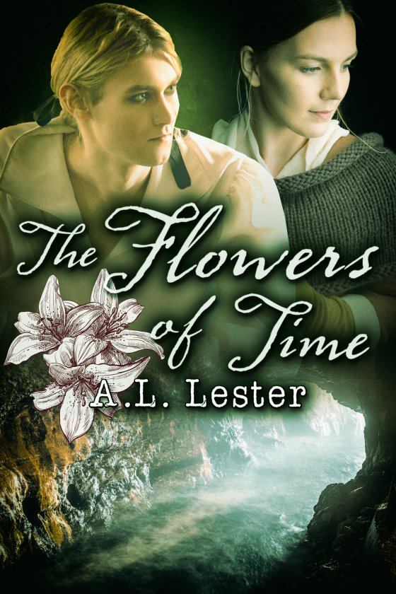 Guest Post and Giveaway: The Flowers of Time by A. L. Lester